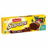 Brossard Savane pocket x7 Tout Chocolat 189g