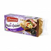 Brossard pain d'épices aux figues édition limitée 360g