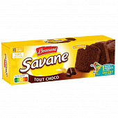 Savane familial tout chocolat 310g