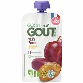 Good gout prune gourde bio 120g