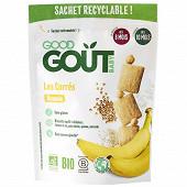 Good Goût les carrés banane 50g