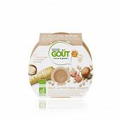 Good Goût Haricots coco poulet fermier champignons 220g