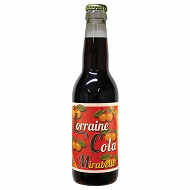 Les Brasseurs de Lorraine Cola mirabelle 33cl