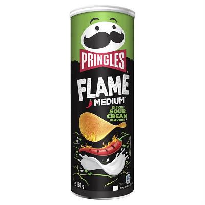 Pringles Pringles flame kicking sour cream 160g