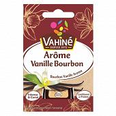 Vahiné arôme naturel de vanille flacon verre 20ml