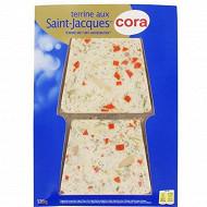 Cora terrine de Saint Jacques 2x60g