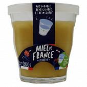 Apiculteurs miel de france cremeux pot réutilisable duralex 300g