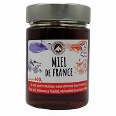 Les Apiculteurs associés miel de France liquide 400g