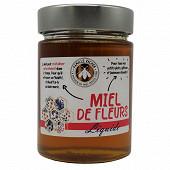 Les Apiculteurs associés miel de fleurs liquide 400g