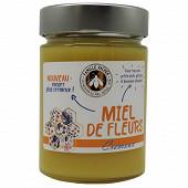 Les Apiculteurs associés miel de fleurs crémeux 400g