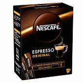Nescafé Espresso Original - Café soluble 100% arabica - 25 sticks - 45g