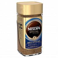 Nescafé Spécial Filtre Décaféiné - Café soluble riche et subtil - 200g