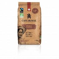 Café royal grains péru classico bio 500g