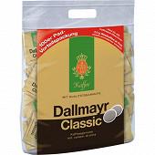 Dallmayr Classic 100 dosettes souples 700g