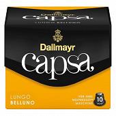Dallmayr Capsa Belluno lungo café en capsule X 10 56g
