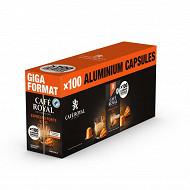 Café Royal capsules type nespresso forte 10x10 520g