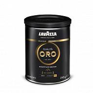 Lavazza café moulu oro mountain 250g