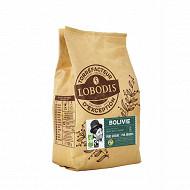 Lobodis café grain bolivie 500g