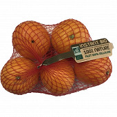 Orange à déguster bio lanelate filet 1kg