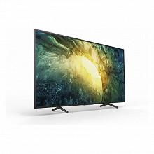 """Sony Téléviseur uhd 4k  smart tv 123cm  49"""" KD49X7055BAEP"""