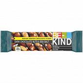 Be-kind barre noix chocolat noir&sel de mer 40g