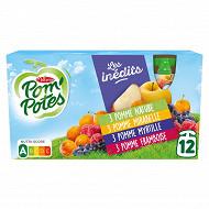 Pom'potes edition limitee multivariete 12x90g