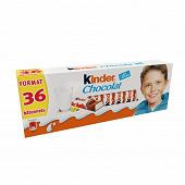 Kinder chocolat t36 x36 450g