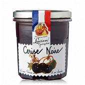 Les recettes cuites au chaudron préparation de cerises noires 320g