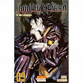 Manga - Jujutsu kaisen volume 9