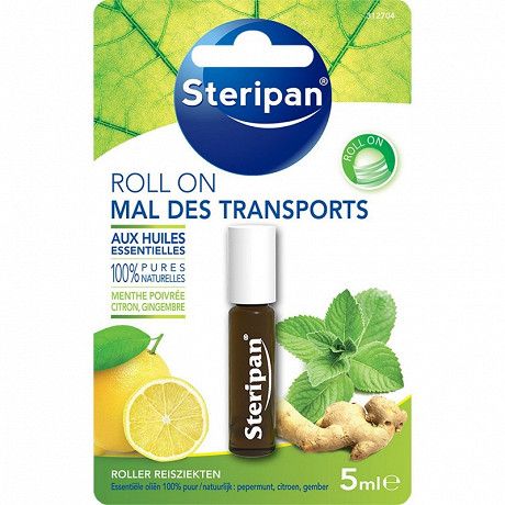 Steripan roll on maux des transports 5ml