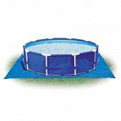 Tapis de sol pour piscine rondes de 2m44 à 4m57