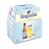 Hoegaarden blanche 6x25cl 4.9%vol