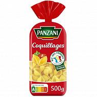 Panzani pâtes coquillages 500g