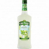 Old Nick cocktail mojito citron vert menthe 70cl 16%vol