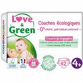 Love & green couches écologiques T4+  x42