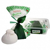Burrata 200g lait pasteurisé de vache crème uht 60%