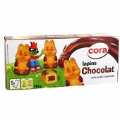 Cora kido lapin chocolat 140g