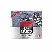San Marco café moulu pur arabica 2x250g