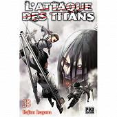 Manga - L'attaque des titans, volume 33
