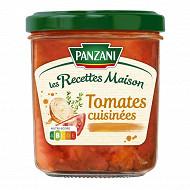 Panzani sauce qualité fraichement cuisinée tomates cuisinées 320g