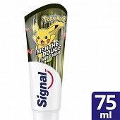 Signal dentirice junior 7+ ans menthe pokemon 75ml