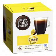 Nescafé Dolce Gusto Ricoré Original, capsule café - x16 dosettes