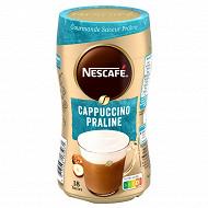 Nescafé Cappuccino praline - café soluble - 279g