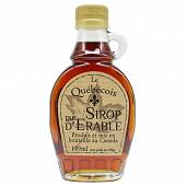 Le Québecois sirop d'érable n°2 ambre 189ml