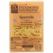 Patrimoine Gourmand spaetzle 500g