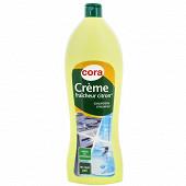 Cora crème à recurer citron 750ml