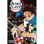 Manga - Demon slayer : kimetsu no yaiba, volume 1