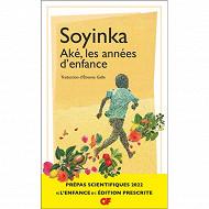 Wole Soyinka - Aké, les années d'enfance
