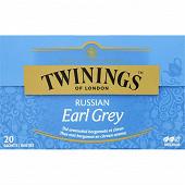 Twinings russian earl grey x20 30g