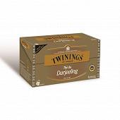TwinIngs darjeeling 25 sachets 50g